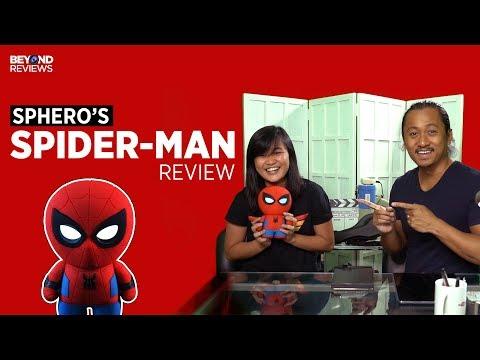SPHERO'S SPIDER-MAN INTERACTIVE APP-ENABLED SUPER HERO REVIEW