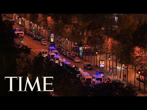 Police Officer Killed, Another Injured In Shooting On Paris' Champs-Elysees | TIME