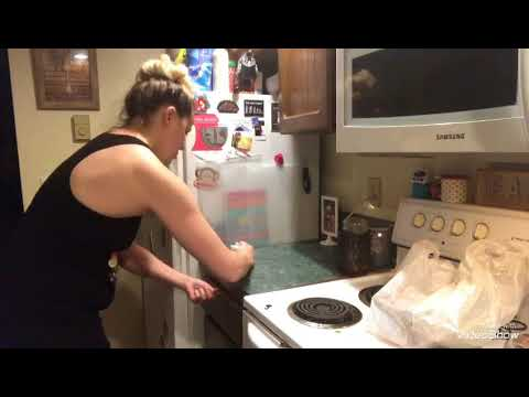DISGUSTING DIRTY KITCHEN // Clean With Me