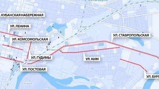 Завтра в центре Краснодара на три дня отключат горячую воду