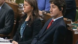 Avoid-Question Period Starring Justin Trudeau