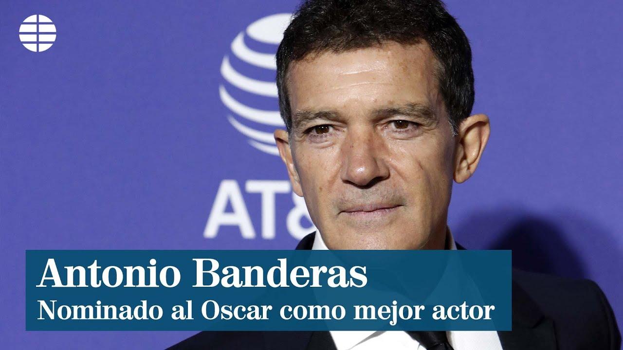 Actores Estadounidenses Hablando Español antonio banderas nominado al oscar como mejor actor