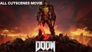 Doom Eternal 2020 All Cutscenes Full Game Movie