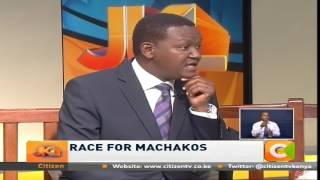 JKL: Race for Machakos, Governor Alfred Mutua [part 2]