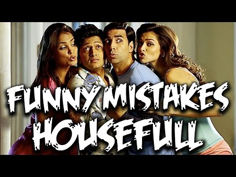 Everything Wrong With Housefull Movie |...