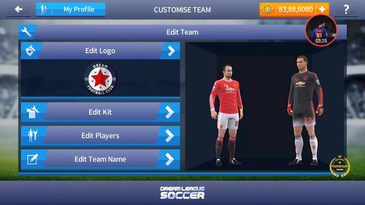 Manchester United Dream League 320—320 Sorğusuna Uyğun