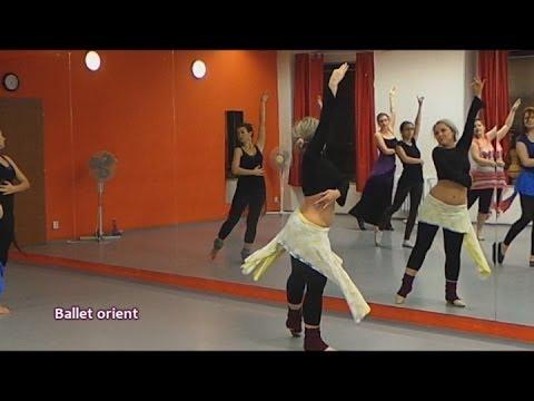 Ballet orient, jazz orient drum solo & muwashahat | Kathreen Derouet | WS 2013