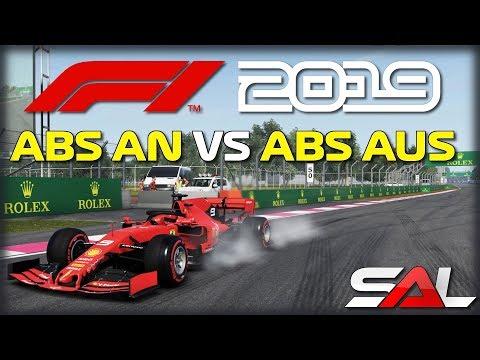 F1 2019 - ABS AUS ENDLICH EIN VORTEIL?! - PS4 4K Gameplay - Tipps Und Tricks
