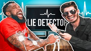 2HYPE Lie Detector Test! (Lie = Shock)