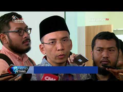TGB Tegaskan Tetap Dukung Presiden Jokowi