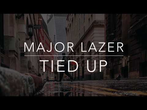 Major Lazer - Tied Up (ft. Mr Eazi, Raye and Jake Gosling)(Lyrics/Tradução/Legendado)