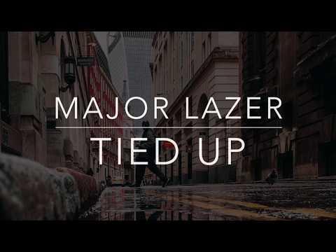 Major Lazer  Tied Up ft Mr Eazi, Raye and Jake GoslingLyricsTraduçãoLegendado