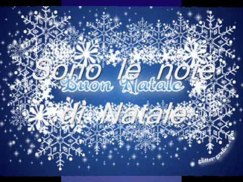 Buon Natale Karaoke.Le Note Di Natale Karaoke Buon Natale Di Felice Romano