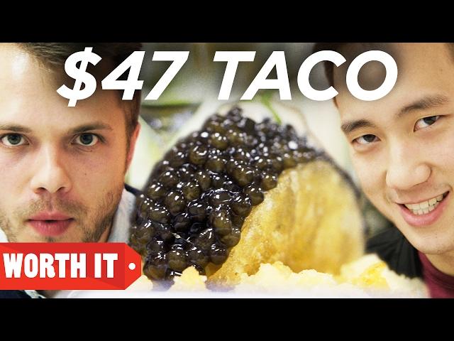 $47 Taco Vs. $1 Taco