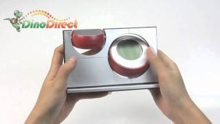 Multifunctional Table Bedside Projection Alarm Clock  From Dinodirect.com