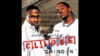 Clipse-Grindin Lyrics