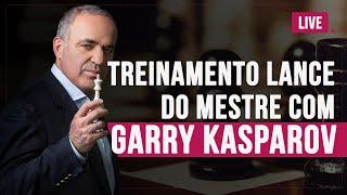 Treinamento Lance do Mestre com Garry Kasparov
