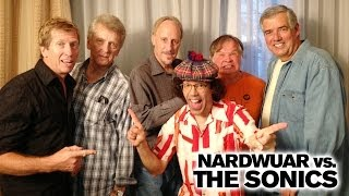 Nardwuar vs. The Sonics