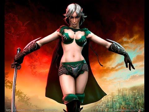 Обзор игры: SpellForce 2 'Shadow Wars'.