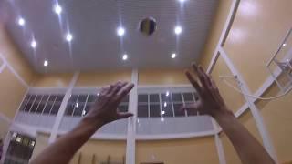 волейбол от первого лица)