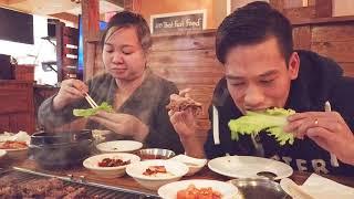 💥381-Ăn Thịt Bò Korean buffet All you can eat