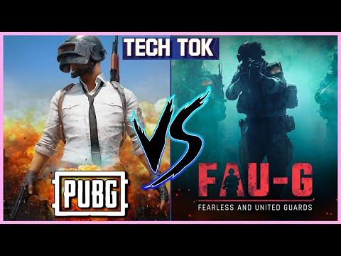 PUBG Vs FAUG Gameplay   FAU-G Game Trailer Release Date   PUBG Unban in India Latest News   PUBG Ban