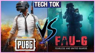 PUBG Vs FAUG Gameplay | FAU-G Game Trailer Release Date | PUBG Unban in India Latest News | PUBG Ban