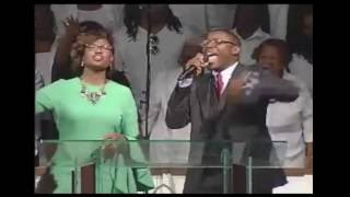 Praise Break/Benediction at Pastor Reginald Sharpe 1st Pastoral Anniversary