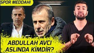 Abdullah Avcı Hikayesi: Berber Çıraklığından Beşiktaş Hocalığına | Spor Meddahı