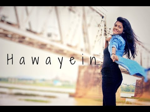Hawayein - [ Female Cover ] Jab Harry Met Sejal | Arijit Singh | Pritam | By Subhechha Mohanty