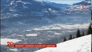 Pollution Passy, Chamonix,  Vallée de L
