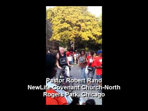 NewLife Covenant-North Anti-Violence Rally, Rogers Park ...