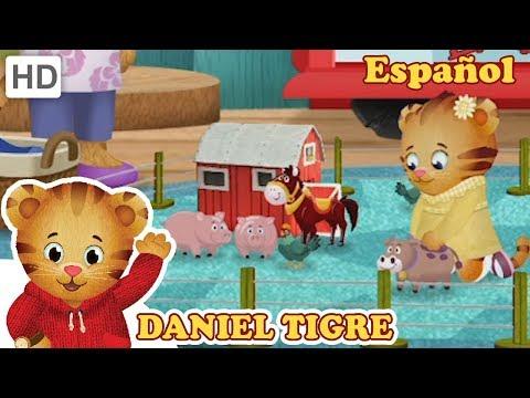 Daniel Tigre en Español - Temporada 3 (Parte 6/6) Mejores Momentos | Videos para Niños