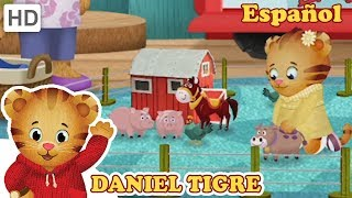 Daniel Tigre en Español - Temporada 3 (Parte 6/6) Mejores Momentos   Videos para Niños