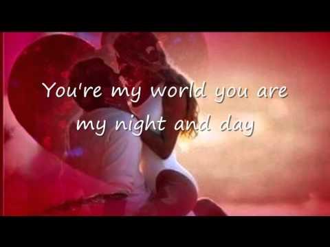 Patrizio Buanne Youre My World With Lyrics Youtube