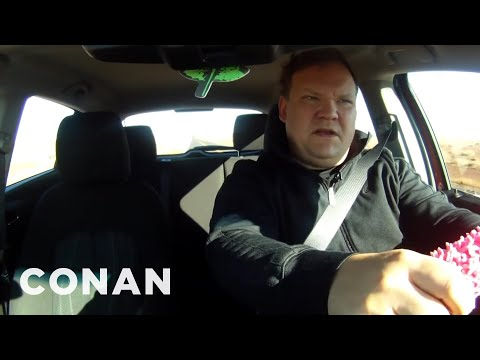 Andy Richter's Coast To Coast Road Trip  CONAN on TBS