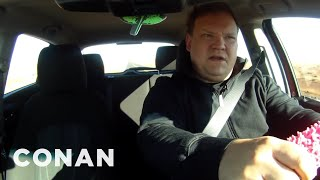 Andy Richter's Coast To Coast Road Trip - CONAN on TBS