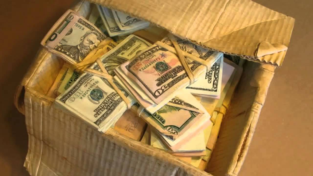 How To Turn A Block Of Wood Into Box Money