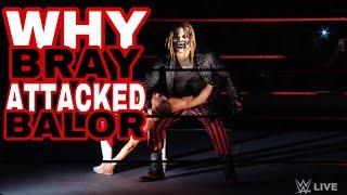 WHY BRAY WYATT ATTACKED FINN BALOR ON WWE RAW!