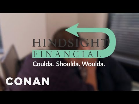 Learn How Rich You Could Have Been With Hindsight Financial  - CONAN on TBS
