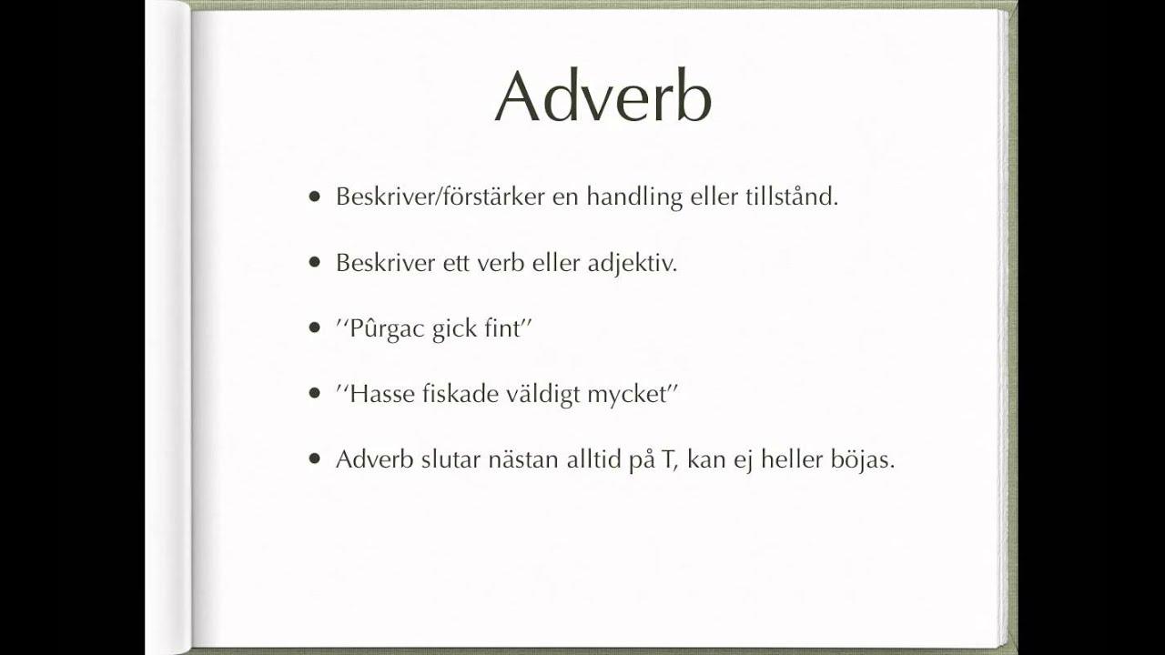 Übung Adjektiv oder Adverb Default - mandegar.info
