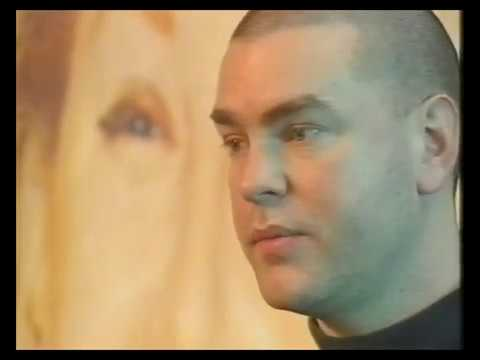 Vaughan Oliver interview (Snub TV) February 1990