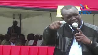 MP Oscar Sudi blames Raila for Kibra by-election violence, economy
