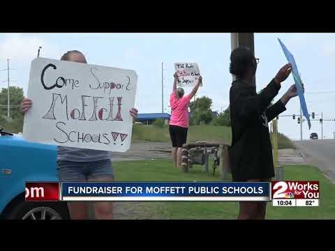 Fundraiser for Moffett Public Schools