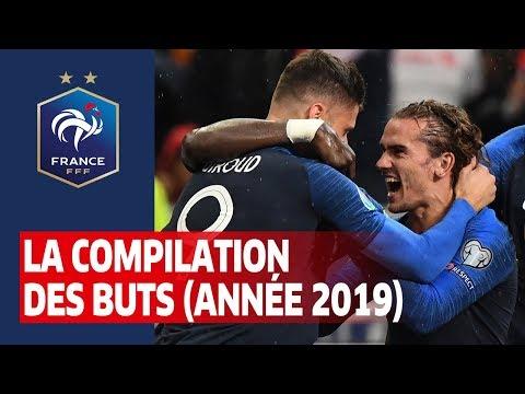 Tous Les Buts Des Bleus En 2019, Equipe De France I FFF 2019