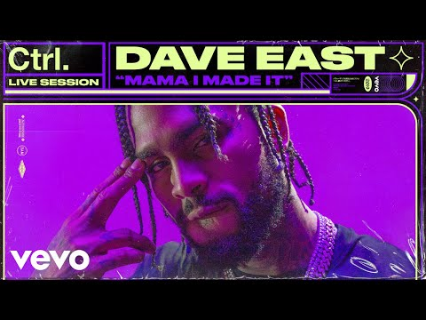 Dave East - Mama I Made It (Live Session) | Vevo Ctrl