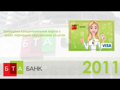 БТА Банк - 15 лет работаем для Вас