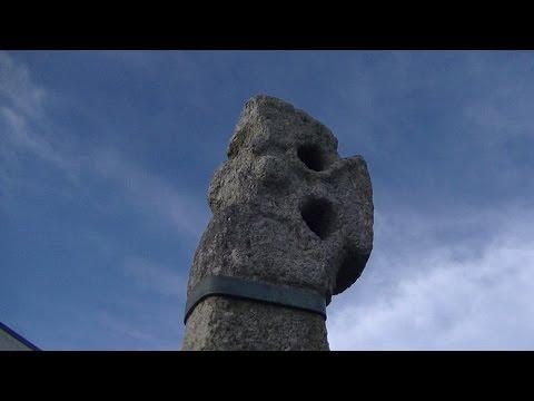 A Celtic Cross in Devon