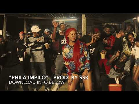 (New 2018) Babes W x Distruction Boyz type GQOM (Durban) Afrobeat; Phila Impilo - Prod. by SSK