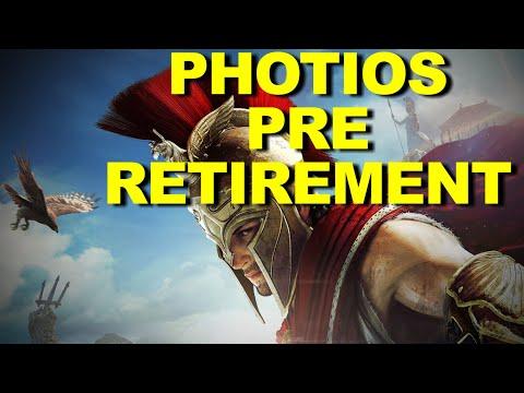 "AC Odyssey - ""Photios Pre-Retirement"" Photios Side Quest Walk-Through & Guide (Phokis) ☑️"